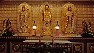 Yoga for Wellness (Advance online registration required) @ Hsi Fang Temple